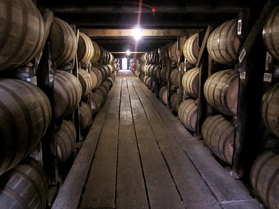 Kentucky Bourbon Trail - Buffalo Trace