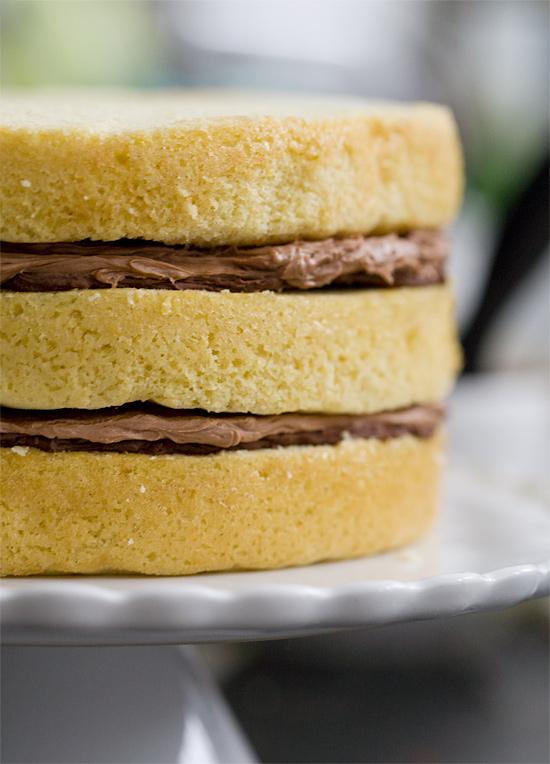 3 layer vanilla cake recipe