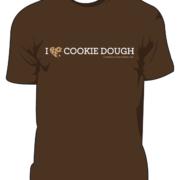 I (Heart) Cookie Dough T-Shirt