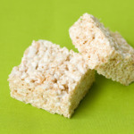 Olive Oil Rice Krispy Treats