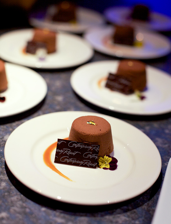 Chocolate Olive Oil Mousse