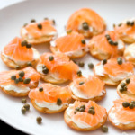 Homemade Gravlax with Pink Peppercorns and Dill