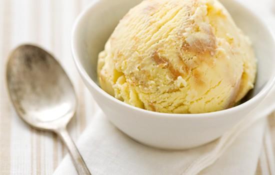 Peanut Butter and Honey Ice Cream