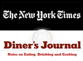 New York Times Diner's Journal