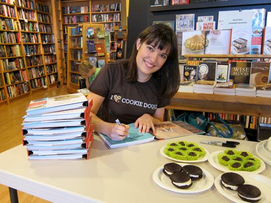 Parnassus Nashville Book Signing