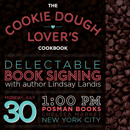 NYC Book Signing at Posman Books