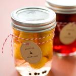 Pickled Sweet Cherries