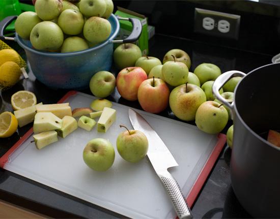 Homemade Applesauce