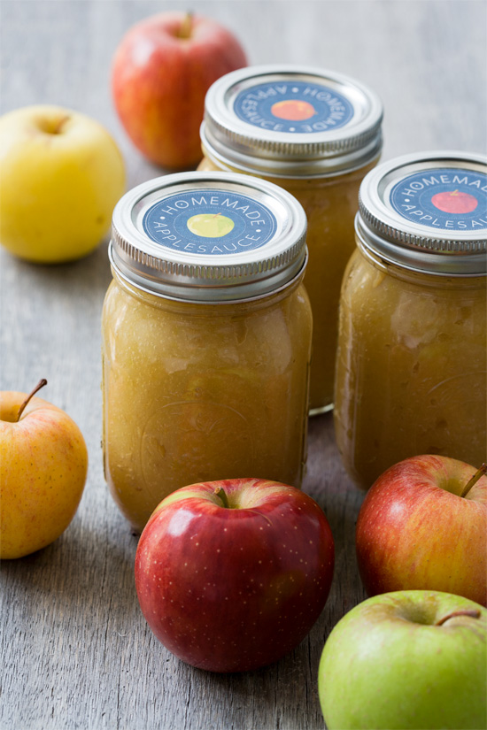 Homemade Applesauce | Love and Olive Oil