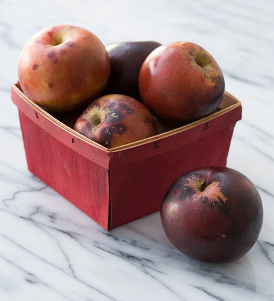 Arkansas Black Apples