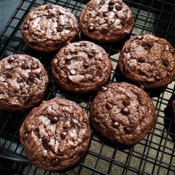 Mystery Chocolate Cookies