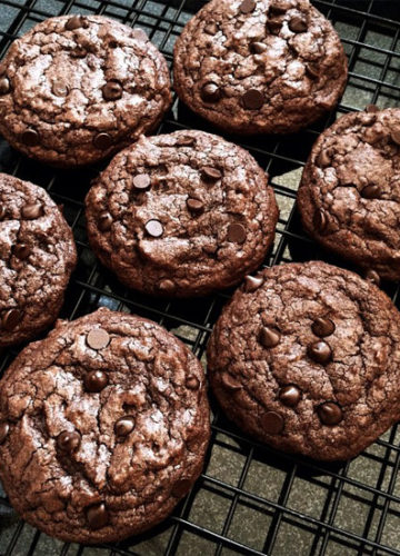 Mystery Chocolate Cookies
