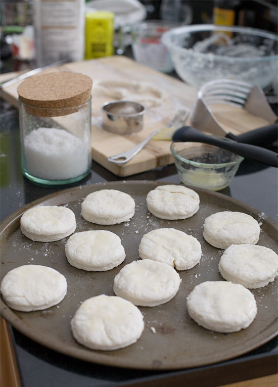 How to Make Buttermilk Biscuits with Butter or Lard