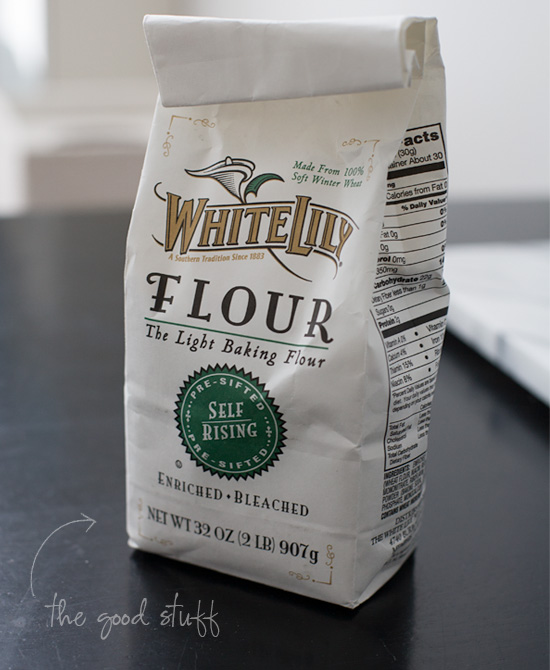 Self Rising Flour is the Best for Biscuits