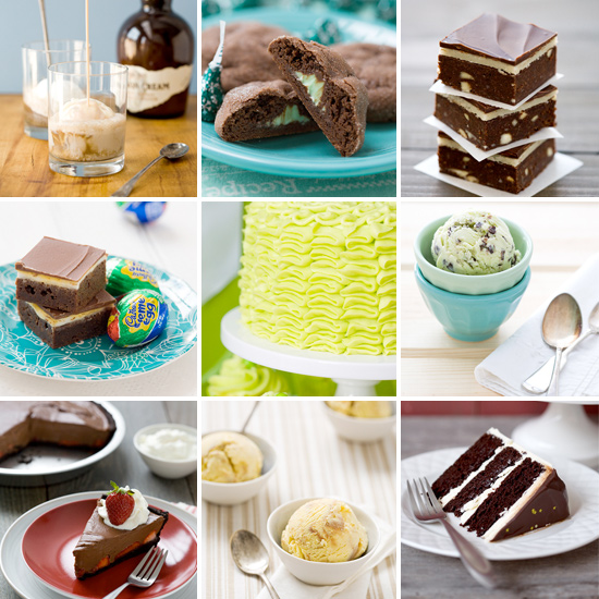Best Sweet Recipes of 2012