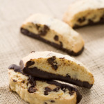 Orange and Dark Chocolate Biscotti