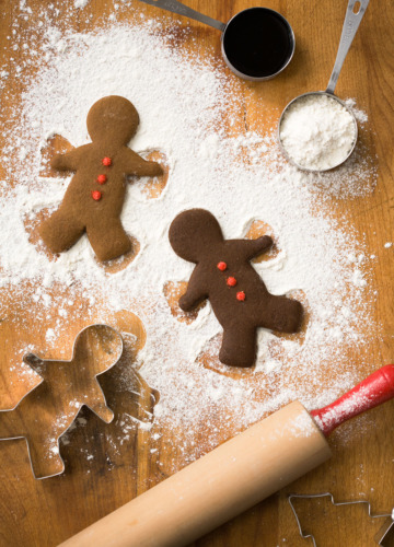 Grandma Bettie's Classic Gingerbread Cookie Recipe