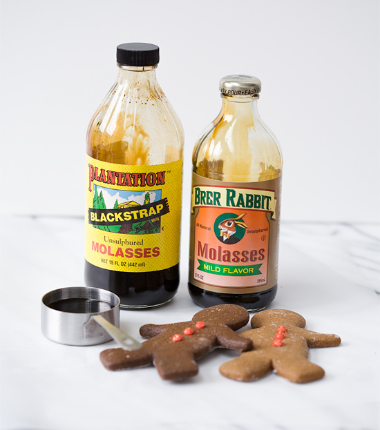 Comparing Types of Molasses for Gingerbread