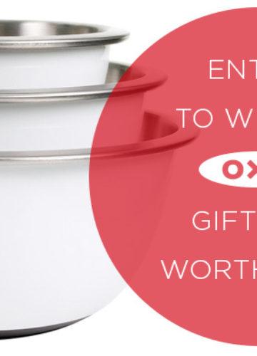 OXO Giveaway