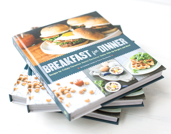 Breakfast for Dinner Cookbook