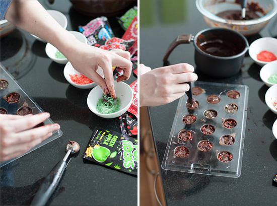 How To Make Pop Rocks Truffles