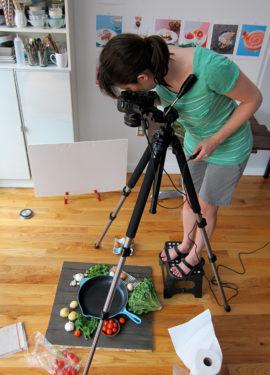 """The Making of """"Breakfast for Dinner"""""""