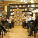 Book Signing at Parnassus Books, Nashville TN
