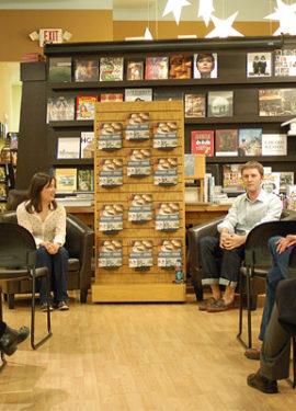 Book Signing at Parnassus Books, Nashville TN