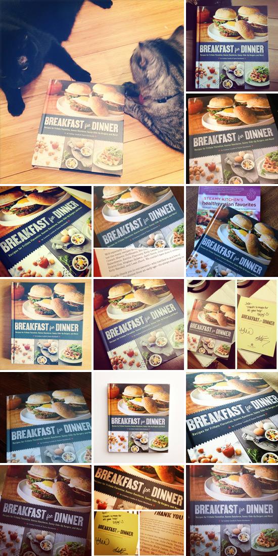 Breakfast for Dinner Blows Up Instagram!
