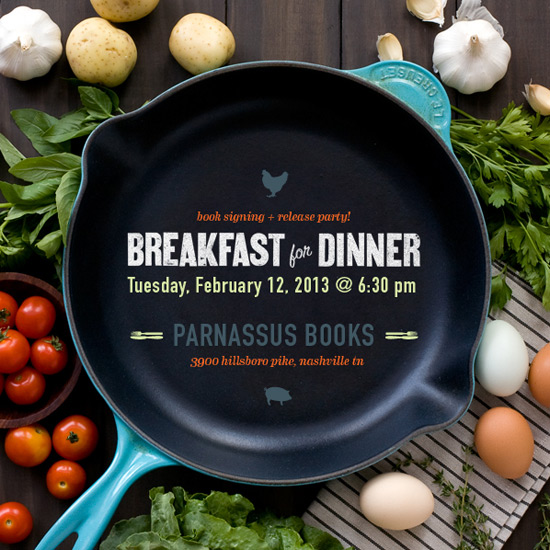 Book Signing - Parnassus Books, Nashville TN