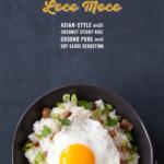 Asian-Style Loco Moco Recipe