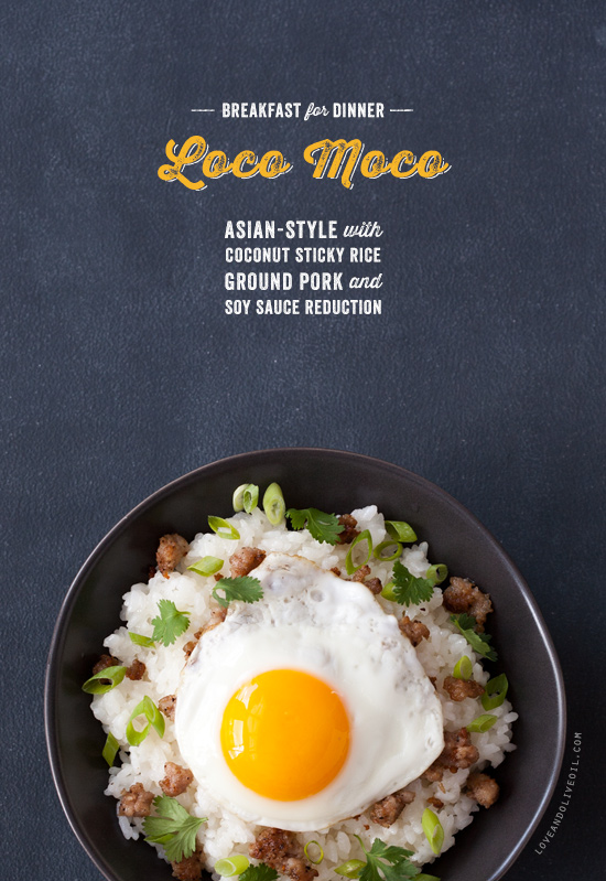 Loco Moco Love And Olive Oil