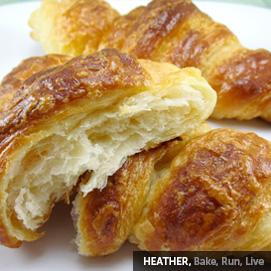 Croissant Challenge - Heather