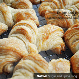 Croissant Challenge - Naomi
