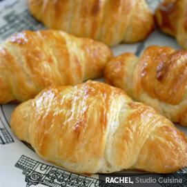 Croissant Challenge - Rachel