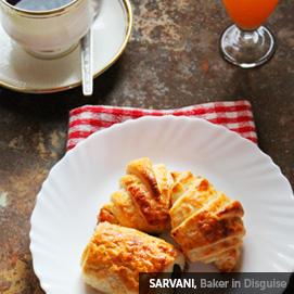 Croissant Challenge - Sarvani