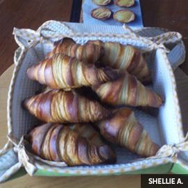 Croissant Challenge - Shellie