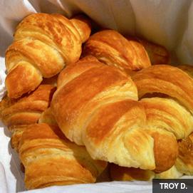 Croissant Challenge - Troy