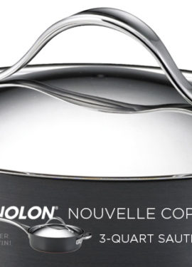 Anolon Nouvelle Copper Saute Pan Giveaway