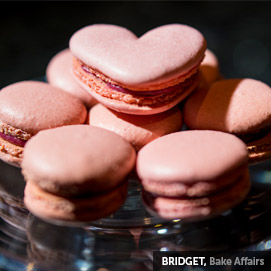 Kitchen Challenge, Macarons: Bridget