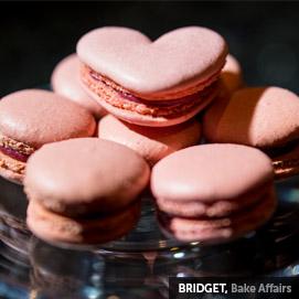 Kitchen Challenge, Macarons: Bridget