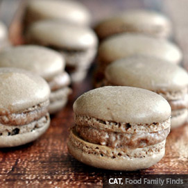 Kitchen Challenge, Macarons: Cat
