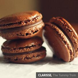 Kitchen Challenge, Macarons: Clarisse