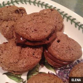 Kitchen Challenge, Macarons: Elena