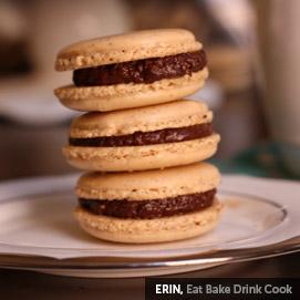 Kitchen Challenge, Macarons: Erin