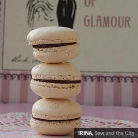 Kitchen Challenge, Macarons: Irina
