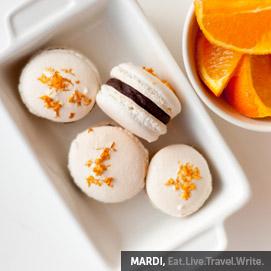 april13KCKitchen Challenge, Macarons: Mardi-mardi
