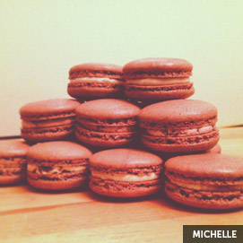 Kitchen Challenge, Macarons: Michelle