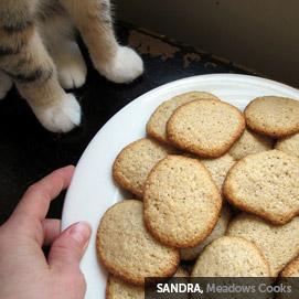 Kitchen Challenge, Macarons: Sandra