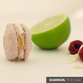 Kitchen Challenge, Macarons: Shannon